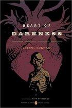 Boek cover Heart of Darkness (Penguin Classics Deluxe Edition) van Joseph Conrad (Paperback)