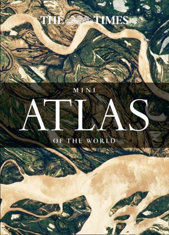 Boek cover The Times Mini Atlas of the World van Times Atlases (Hardcover)