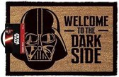 Welcome To The Dark Side Deurmat