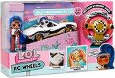 L.O.L. Surprise! RC Wheels - Auto met afstandsbediening
