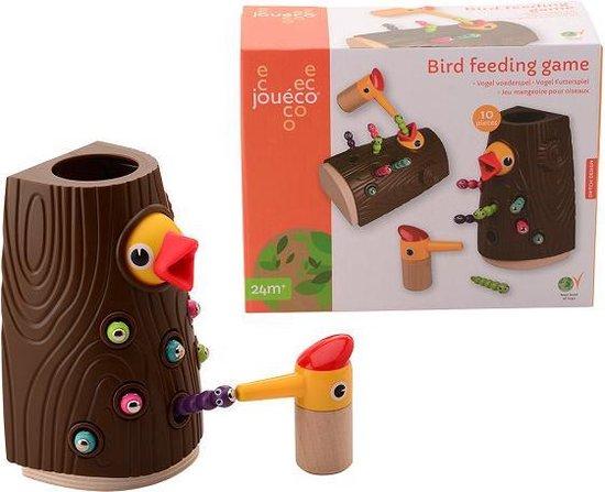 Jouéco® - Vogel voederspel in doos