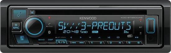 Kenwood KDC-BT950DAB - Autoradio met DAB+