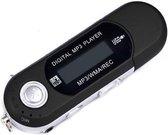Mp3 Speler Mp3 Player Recorder Repeat FM Radio USB