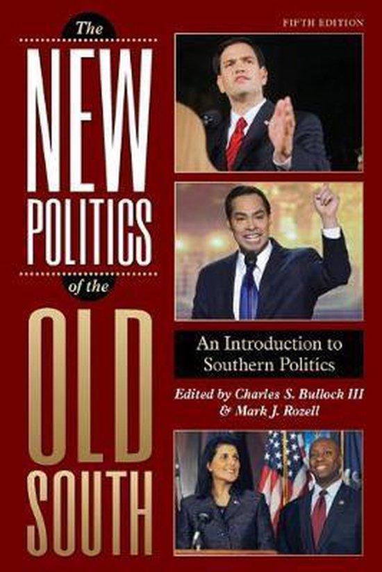 Boek cover The New Politics of the Old South van Scott E. Buchanan (Paperback)