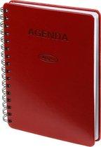 Afbeelding van Kalpa 6507-21R Spiraal week agenda A5 EN-NL 2021
