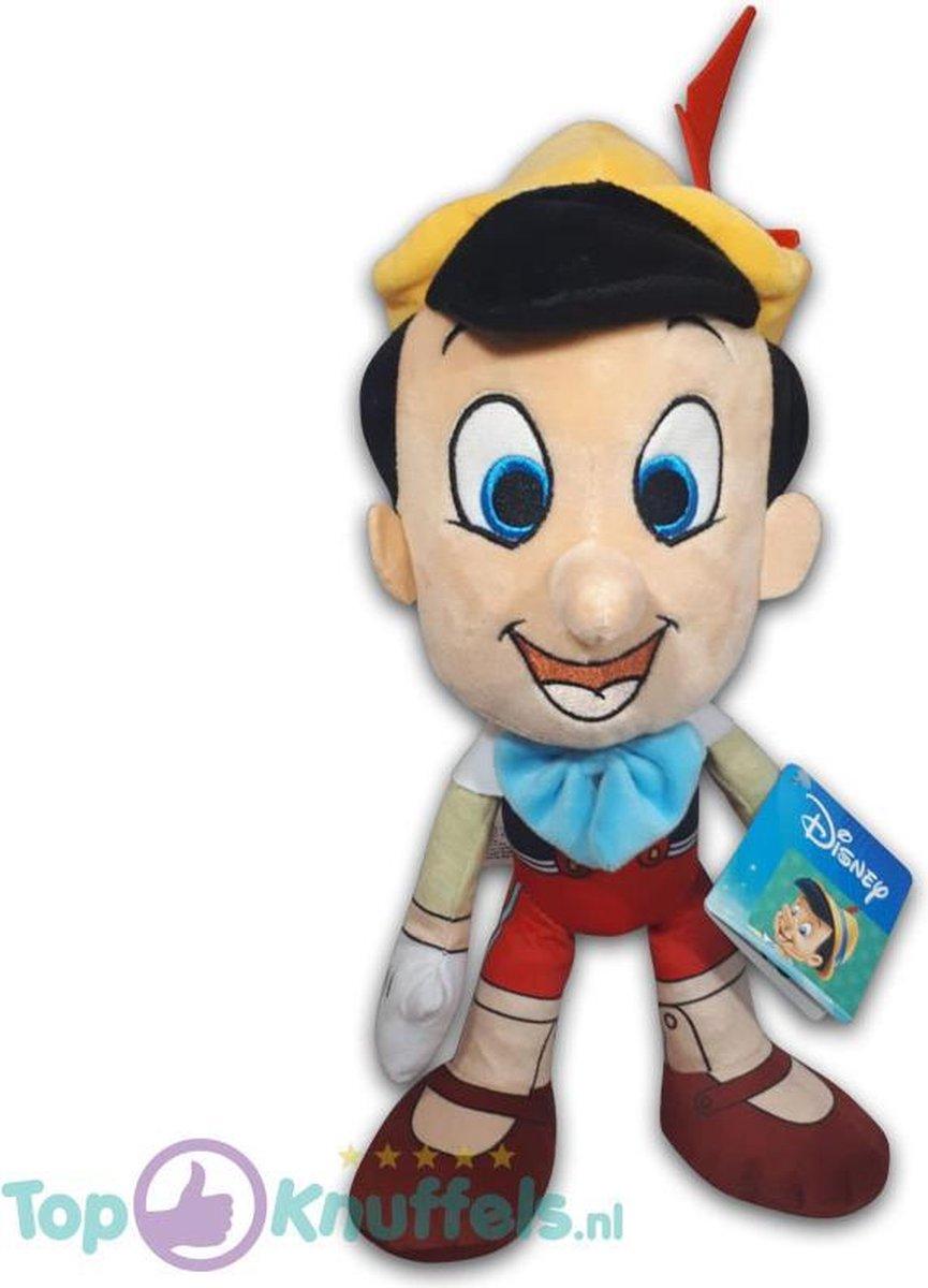 Pinokkio Knuffel 38cm - Originele Disney Pluche knuffel - Pinokkio plush 38 cm