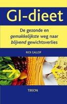 Boekomslag van 'Gi Dieet'