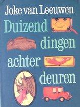 Omslag Duizend dingen achter deuren - Joke Van Leeuwen