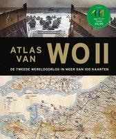 Omslag Atlas van WOII