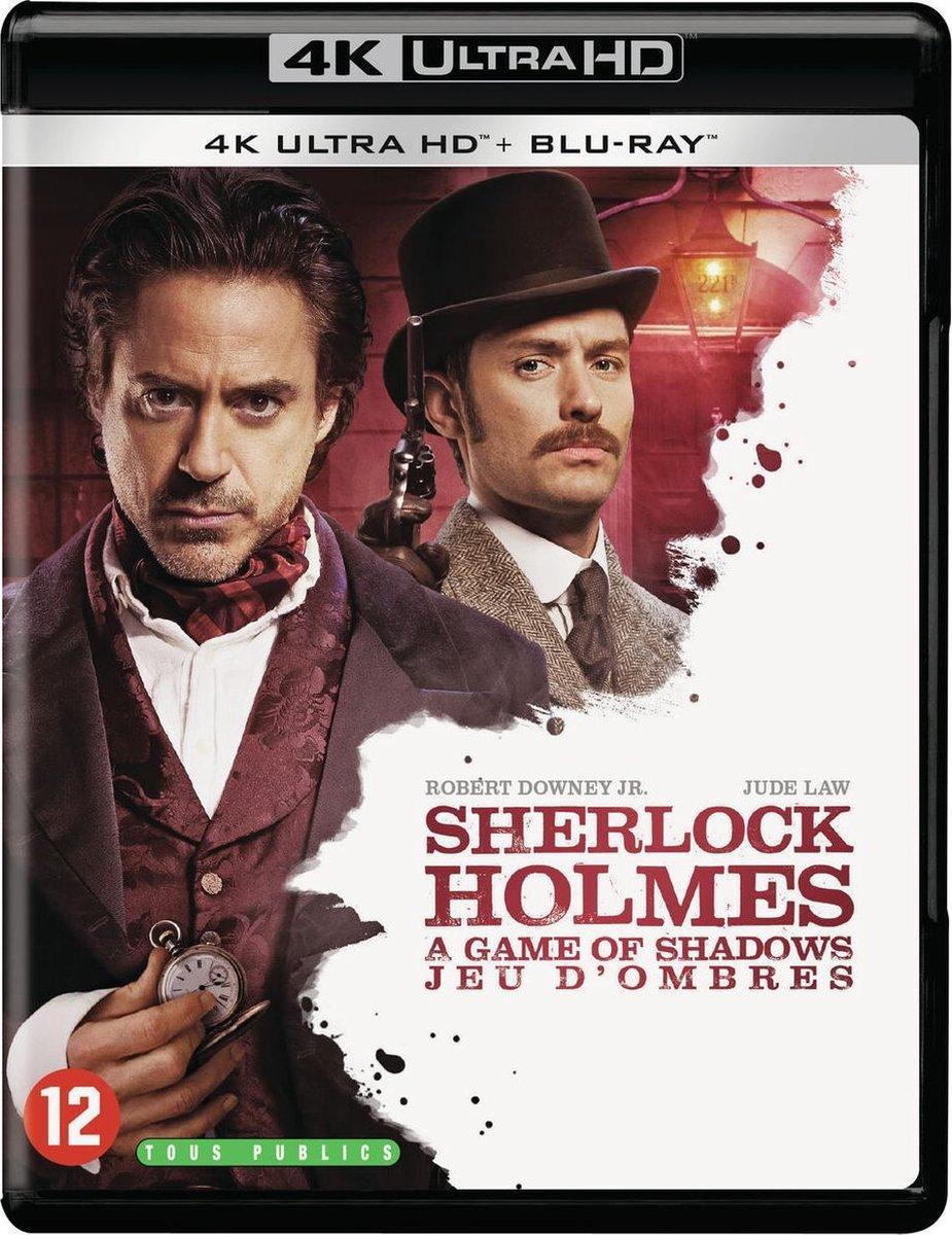 Sherlock Holmes: A Game of Shadows (4K Ultra HD Blu-ray)-