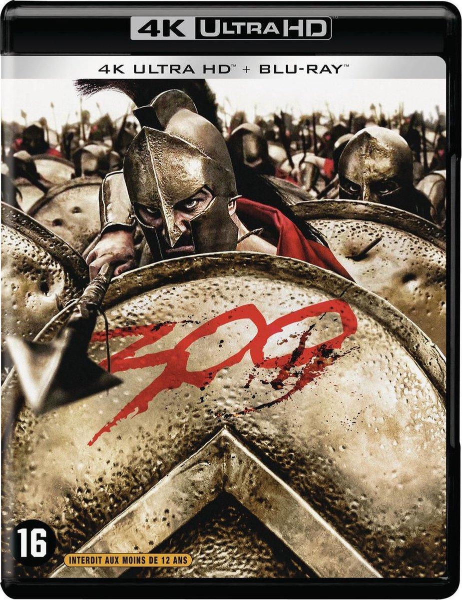 300 (4K Ultra HD Blu-ray)-