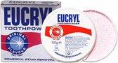 5. Eucryl poeder original de vervanger voor Smile/Smokers poeder - 50 gram