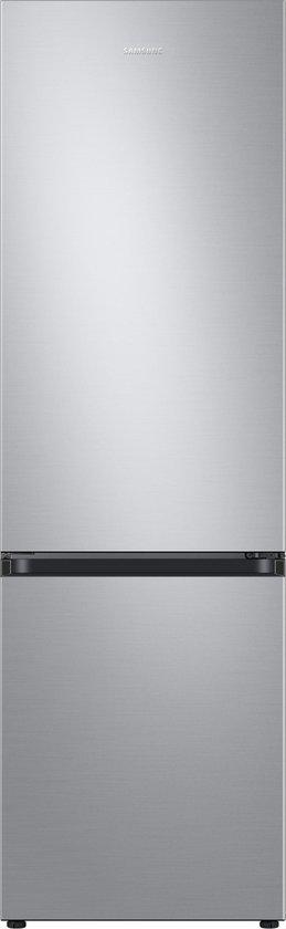 Koelkast met vriesvak: Samsung RB36T602DSA - Koel-vriescombinatie - Zilver, van het merk Samsung