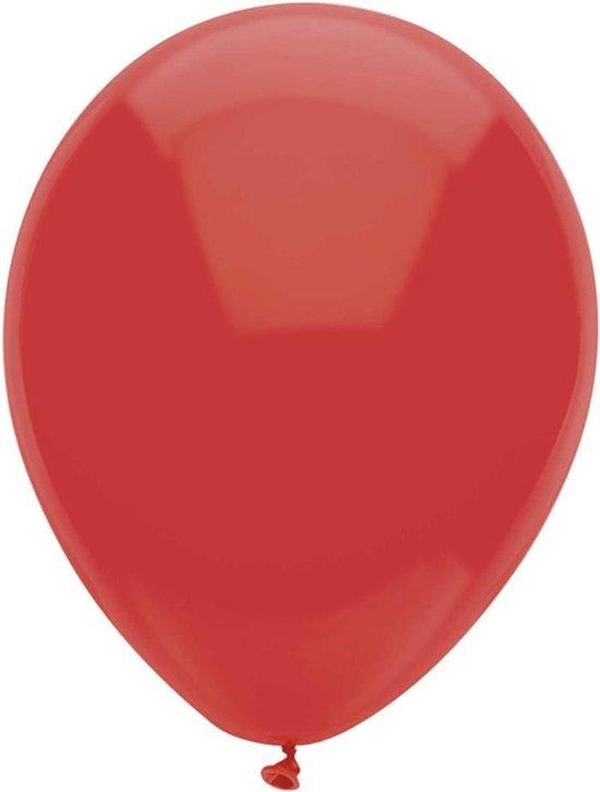 Haza Original Ballonnen 30 Cm 100 Stuks Rood
