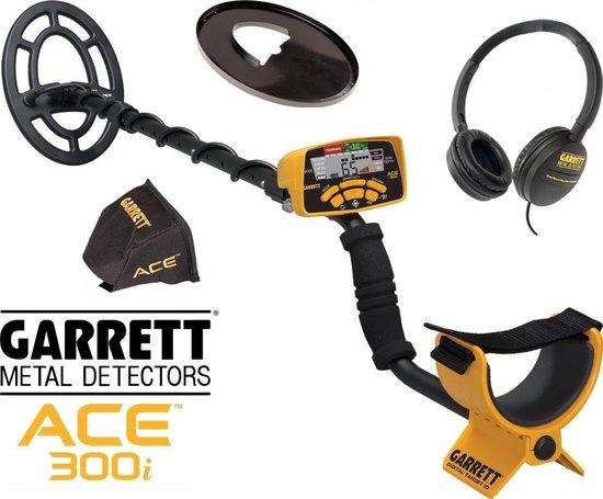 Garrett Ace 300i metaaldetector voordeelpakket