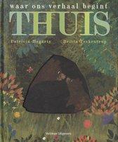 Boek cover Thuis van Patricia Hegarty (Hardcover)