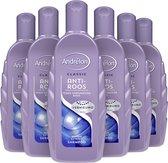 Andrelon Anti-Roos Shampoo - 6 x 300 ml - Voordeelverpakking