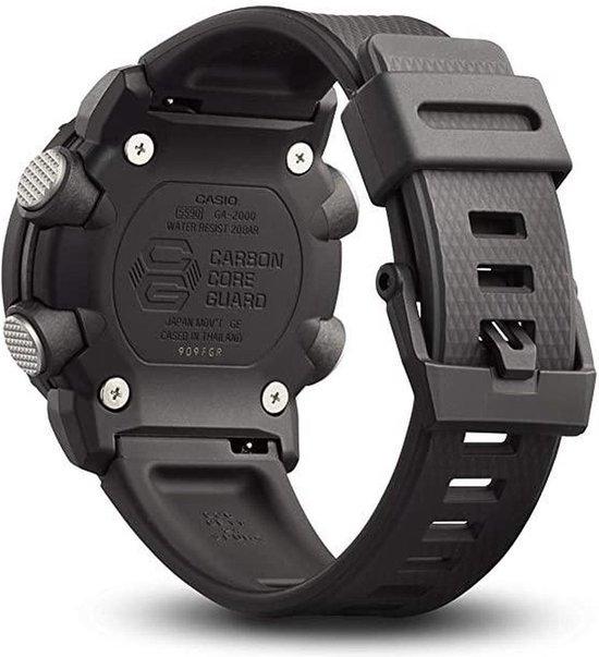 Casio G-Shock GA-2000S-1AER Unisex Horloge - 45 mm