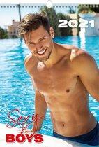 Erotiek C160-21 Kalender 2021 Sexy jongens