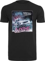 Heren T-Shirt Back To The Future Outatime Tee