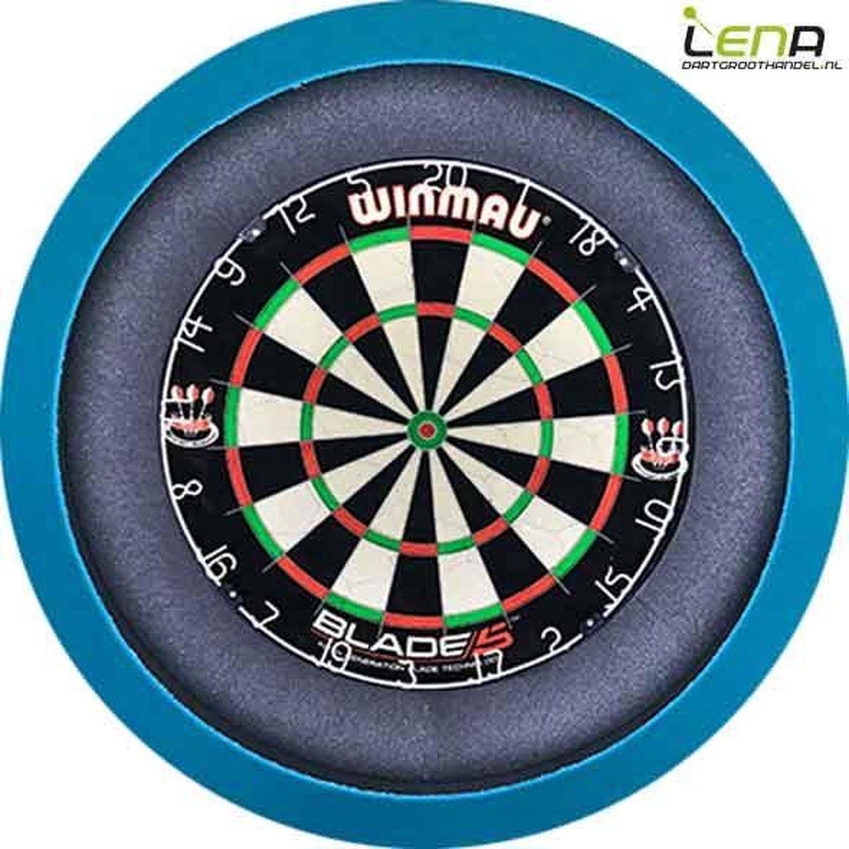 LENA Dartbord Verlichting BASIC XL (Aqua)