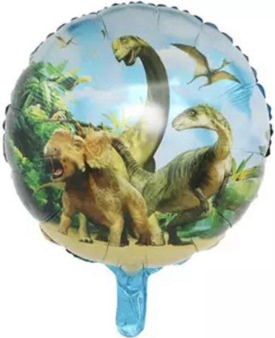 Dinosaurus Folie ballon 18 inch