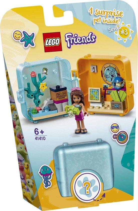 LEGO Friends Andrea's Zomerspeelkubus – 41410