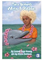 Tika Swims With A Dolphin