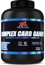 XXL Nutrition Complex Carb Gainer Vanille 1000 gram