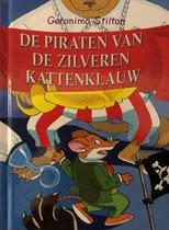 Boek cover De piraten van de Zilveren Kattenklauw van Geronimo Stilton