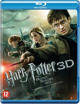 Harry Potter and the Deathly Hallows - Part 2 (3D Blu-ray)