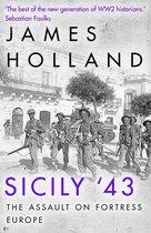 Boek cover Sicily 43 van James Holland (Paperback)