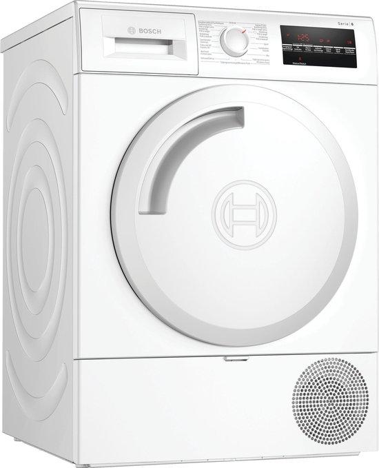 Bosch WTR83TM0FG - Serie 6 - Warmtepompdroger