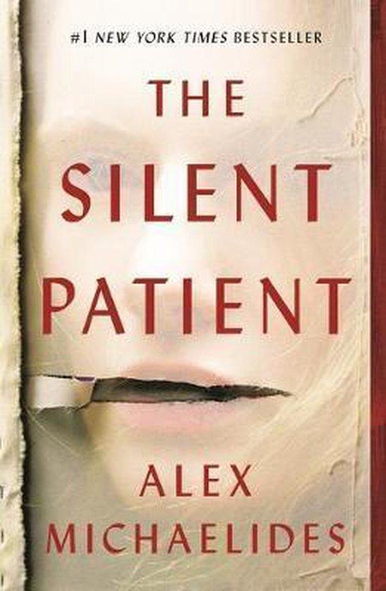 Boek cover The Silent Patient van Alex Michaelides (Paperback)