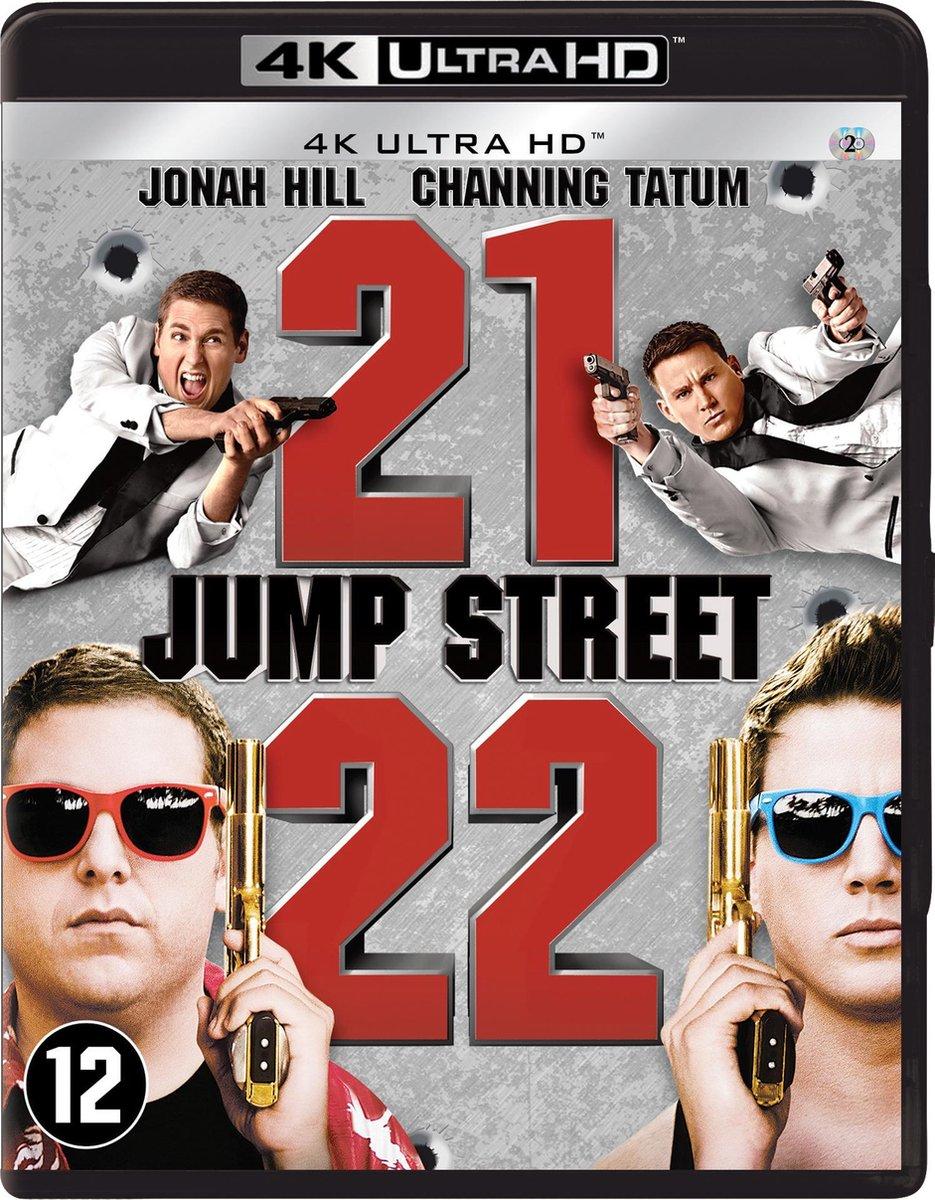 21 Jump Street & 22 Jump Street (4K Ultra HD Blu-ray)-
