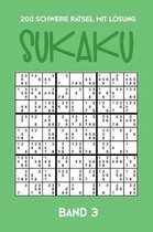 200 Schwere Ratsel mit Loesung Sukaku Band 3
