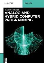 Analog and Hybrid Computer Programming