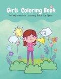 Girls Coloring Book