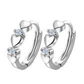 oorbellen dames | oorringen dames zilver 925 | oorringen dames | cadeau voor vrouw | meisjes oorbellen