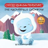 The Abominable Snowman (Board Book)