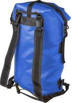Celly Dry Bag rugzak met smartphone vak. 20 Liter blauw