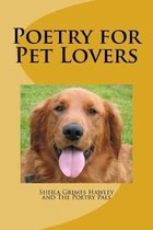 Poetry for Pet Lovers: Poems for animal lovers