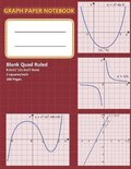 Graph Paper Notebook: Graph Paper Notebook 1/2 inch Squares, Graph Book for Math, Graph Paper Notebook for Student, Math Composition Noteboo