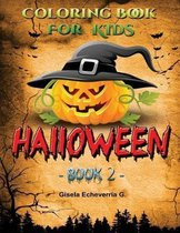 HALLOWEEN For Kids Book 2: Thematic Coloring Books For Kids