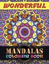 Wonderful Mandalas Coloring Book