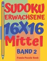 Sudoku Erwachsene 16x16 - Mittel - Band 2