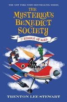 Omslag The Mysterious Benedict Society and the Riddle of Ages