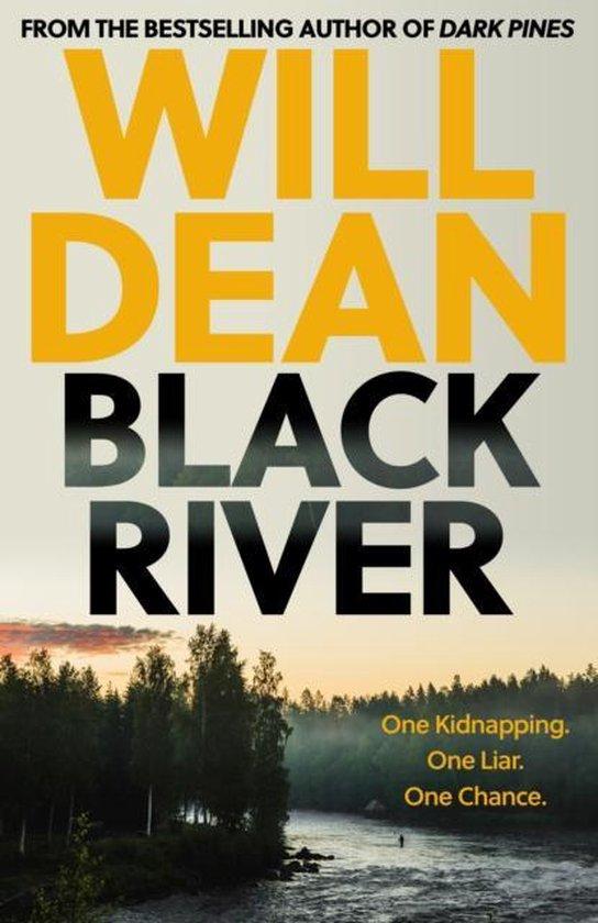 Boek cover Black River van Will Dean (Hardcover)