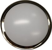 ENERGETIC corsica plafond lamp rond - 1xLED 1050lm 14W 2700K  - grijs