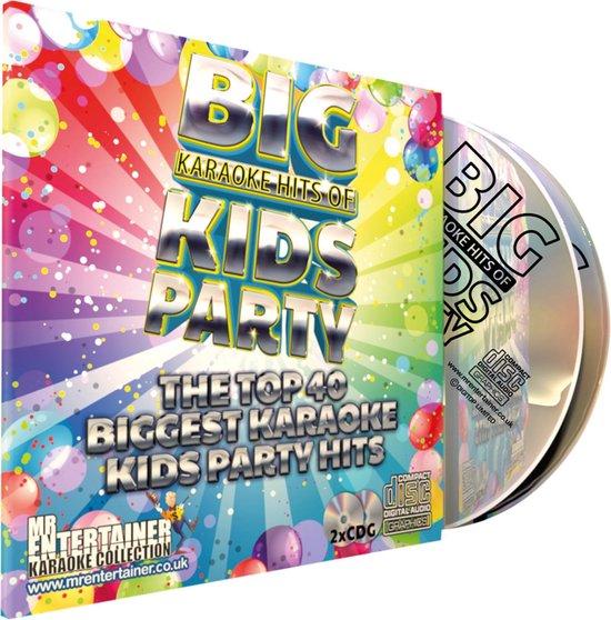 CDG met Kids party hits